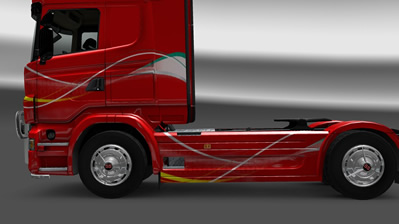 Euro Truck Simulator 2 Jant Yaması