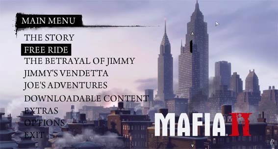 Mafia 2 Serbest Gezinti