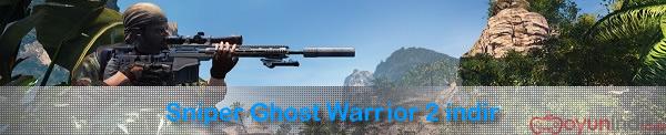 Sniper Ghost Warrior 2 indir