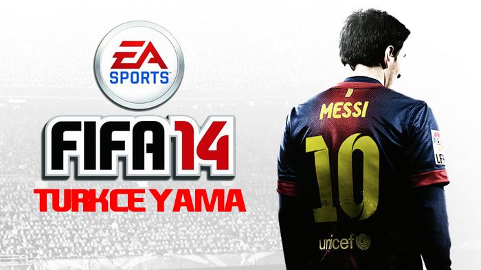 Fifa 14 Türkçe Yama