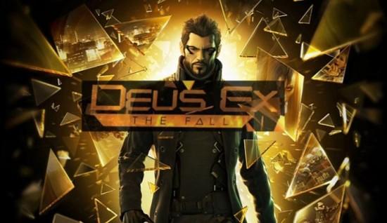 Deus Ex The Fall Apk