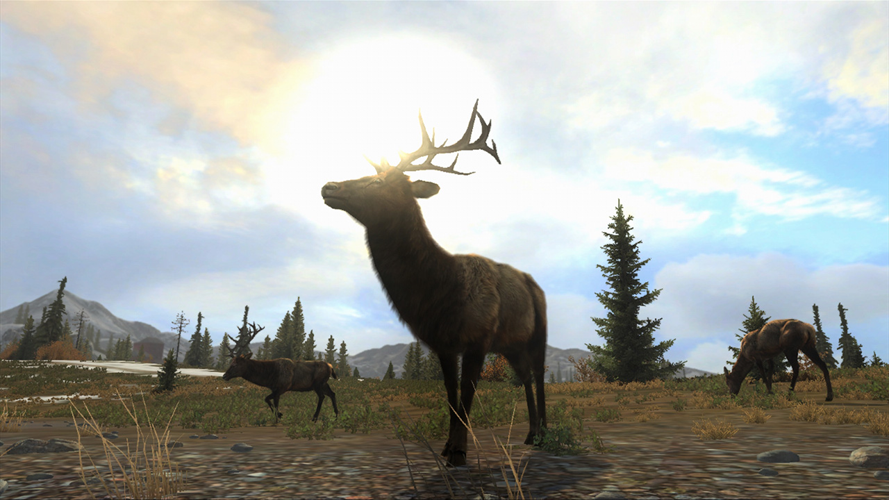 Cabelas Big Game Hunter Pro Hunts Görüntü 1