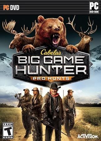 Cabelas Big Game Hunter Pro Hunts PC
