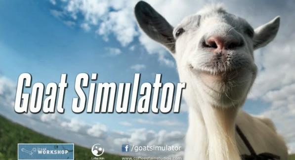Goat Simulator 2014 PC