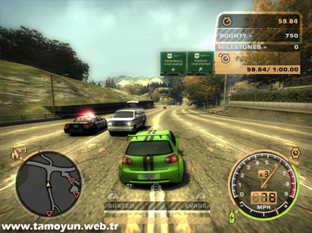 Need For Speed Most Wanted Trainer Hile