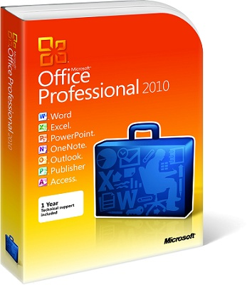 Office Pro 2010 SP2