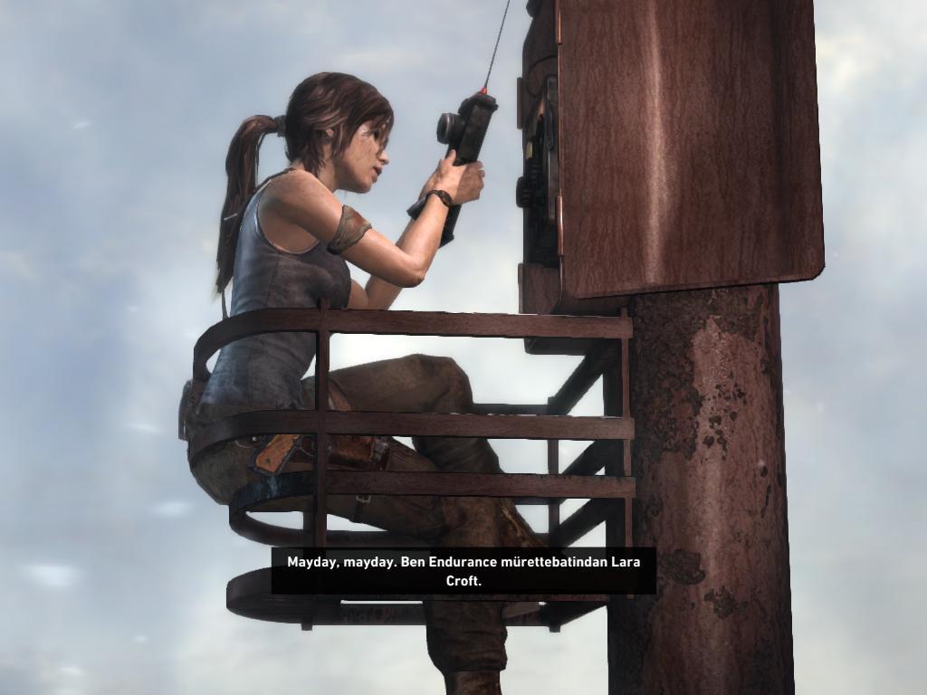 Tomb Raider 2013 Türkçe Yama 1