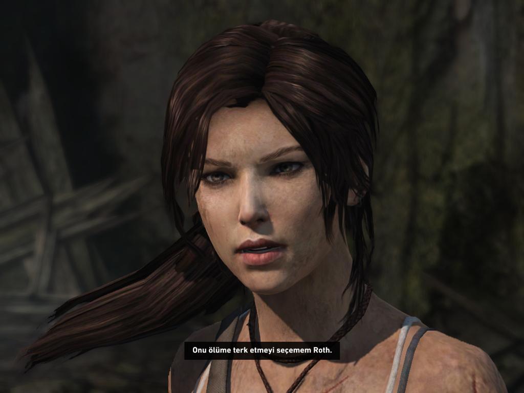 Tomb Raider 2013 Türkçe Yama 2