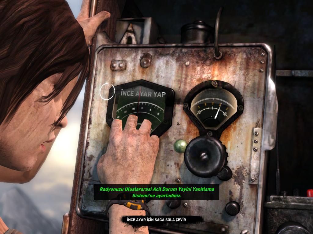 Tomb Raider 2013 Türkçe Yama 3