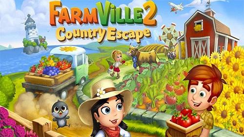 FarmVille 2 Köy Kaçamağı Android Apk