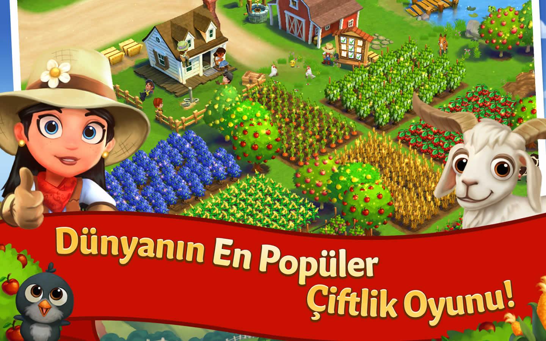 FarmVille-2-Köy-Kaçamağı-Android-Resim-1