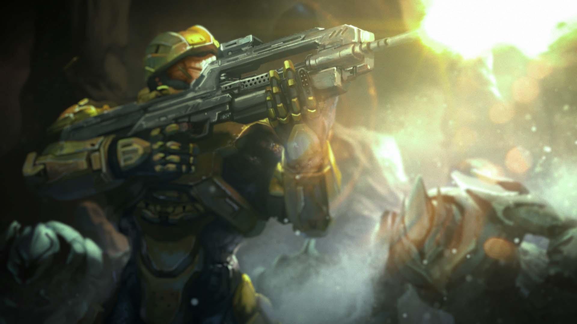 Halo Spartan Assault Görüntü 2