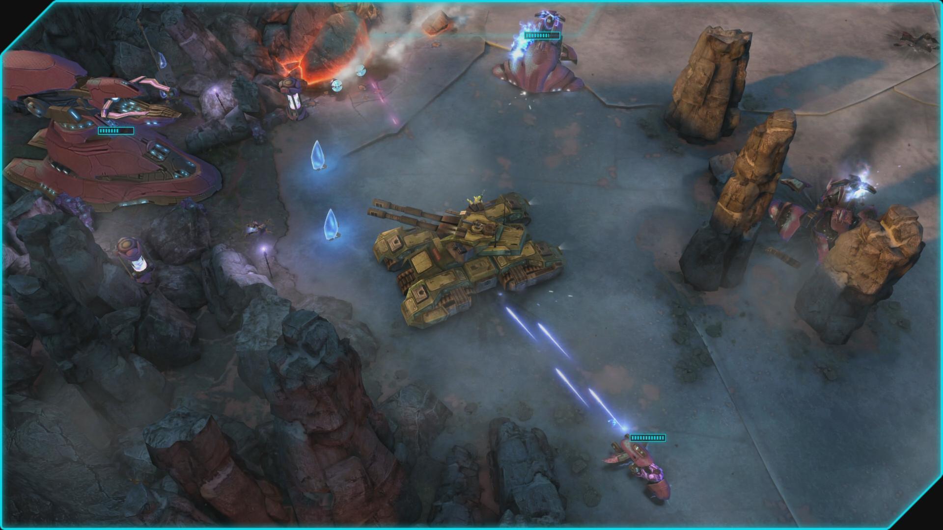 Halo Spartan Assault Görüntü