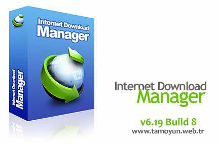 Internet Download Manager 6.19 Build 8