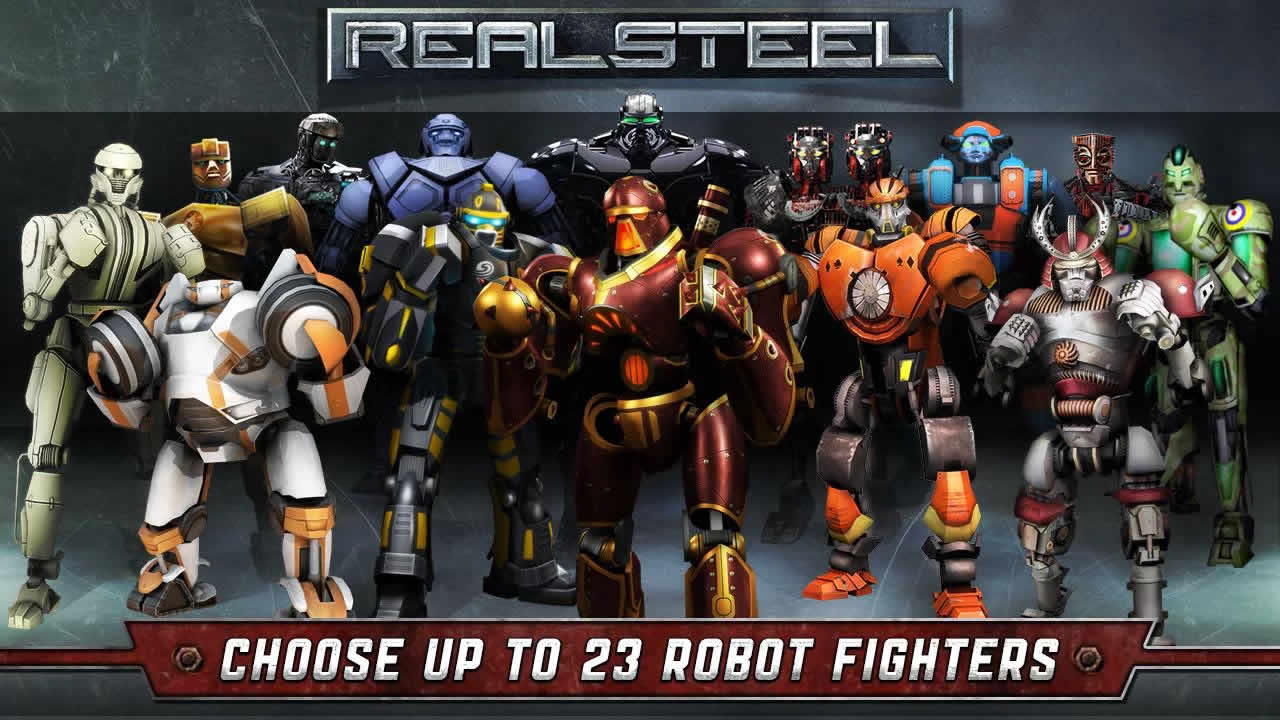 Real-Steel-Android-Resim2