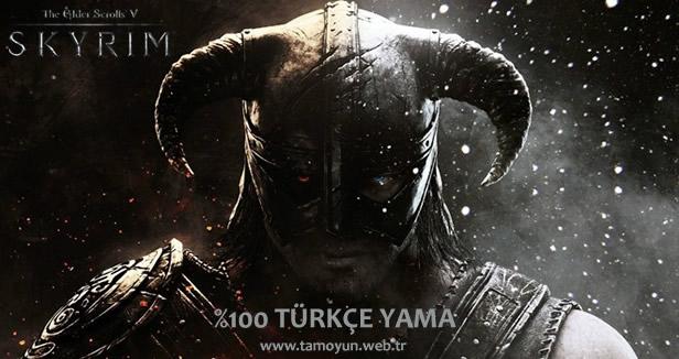 The Elder Scroll V Skyrim Türkçe Yama
