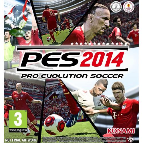 PES 2014 Türkçe Spiker