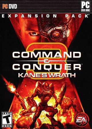 Command and Conquer 3 Kane's Wrath PC