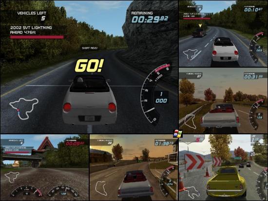 Ford Racing 3 Görüntü 2