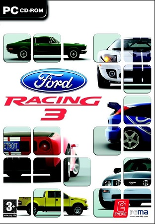 Ford Racing 3 PC