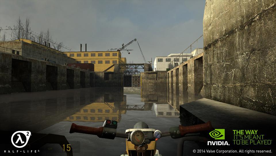 Half-Life 2 Görüntü 1