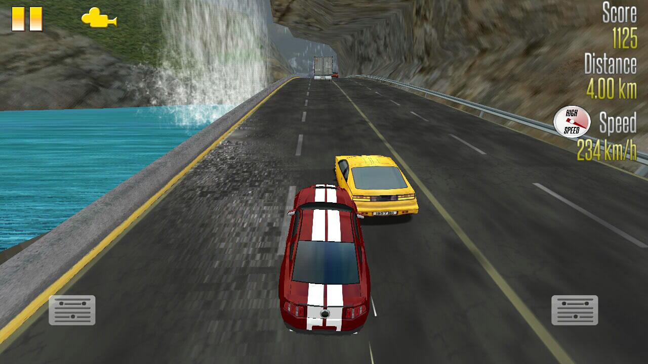 Highway Racer Android Görüntü 1