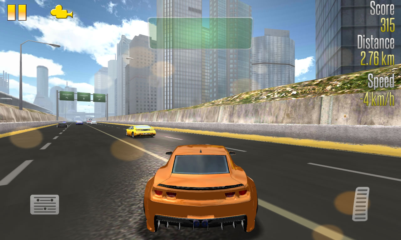 Highway Racer Android Görüntü 2