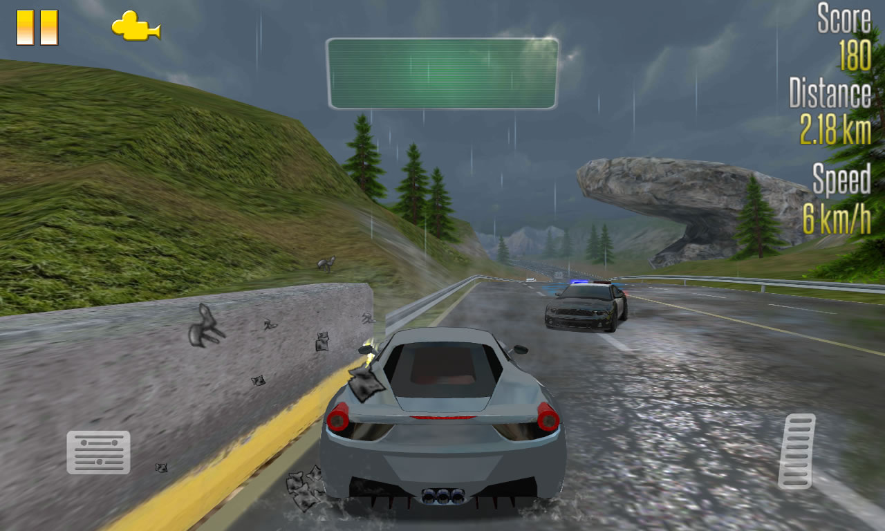 Highway Racer Android Görüntü 3