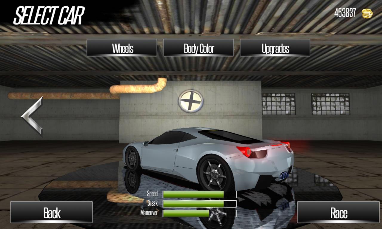 Highway Racer Android Görüntü 4