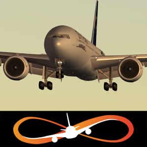 Infinite Flight Simulator Android Uçuş Simülasyonu