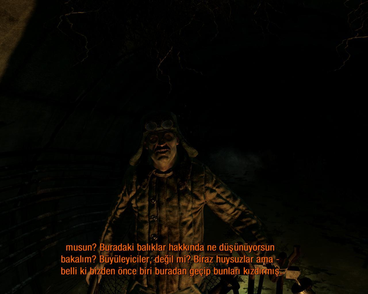 Metro Last Light Türkçe Yama Oyun İçi Görüntü 3