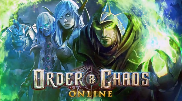 Order & Chaos Online Android