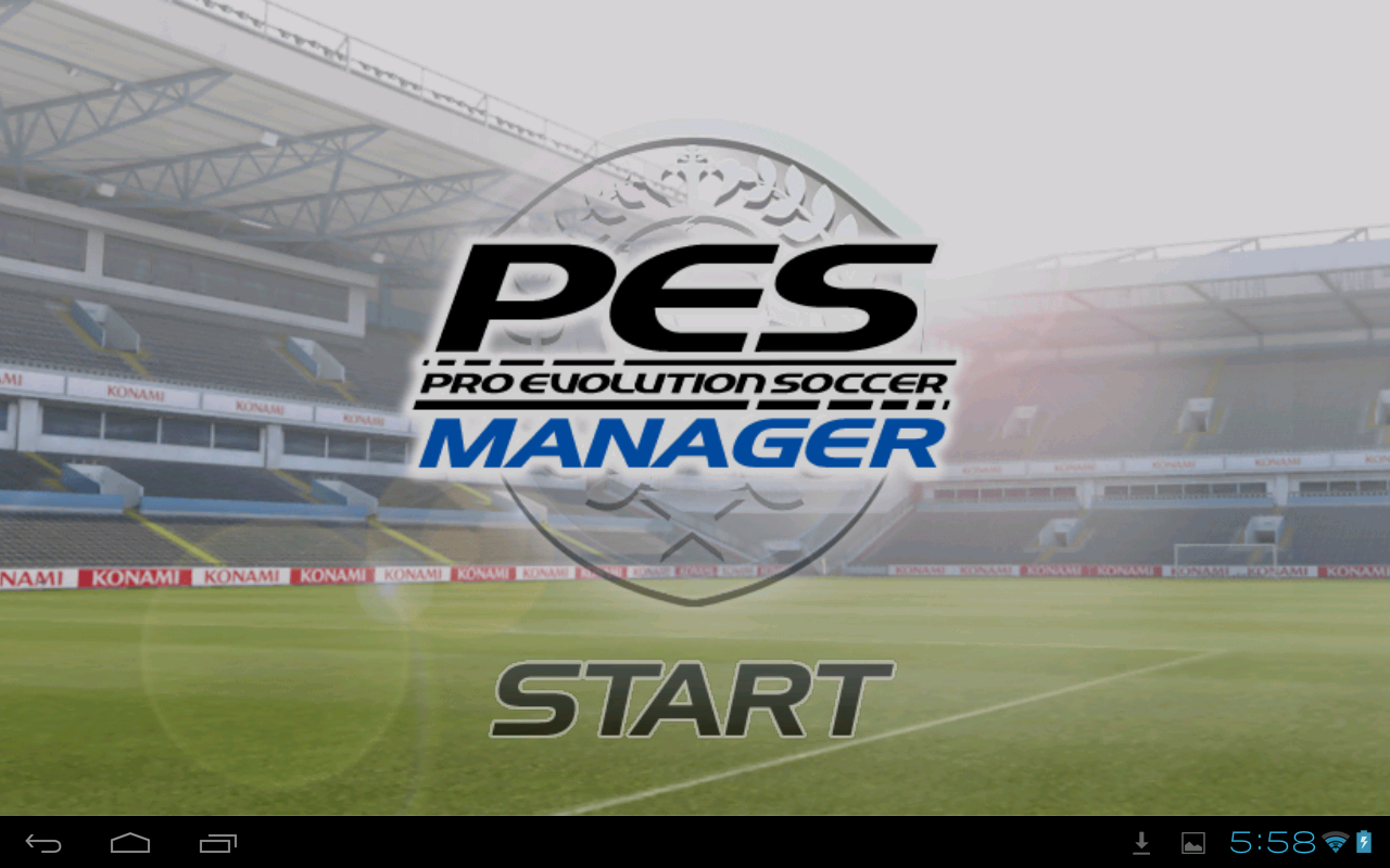PES Manager Android Görüntü 5