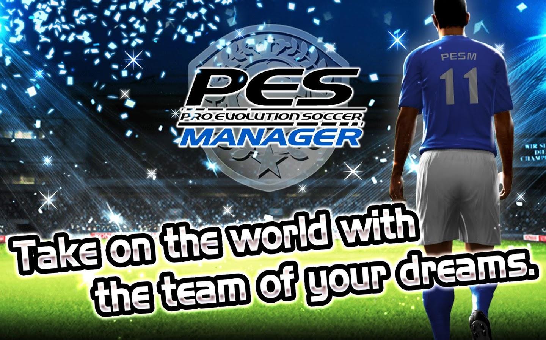 PES Manager Android Görüntü