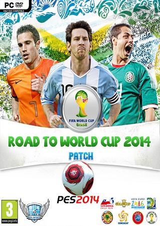 Pes 2014 Dünya Kupası Modu