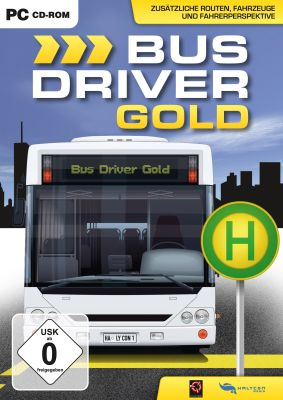 Bus Driver Gold PC