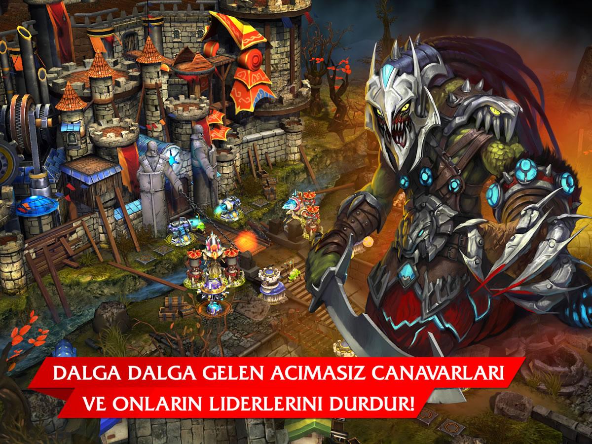Defenders Android Görüntü 1