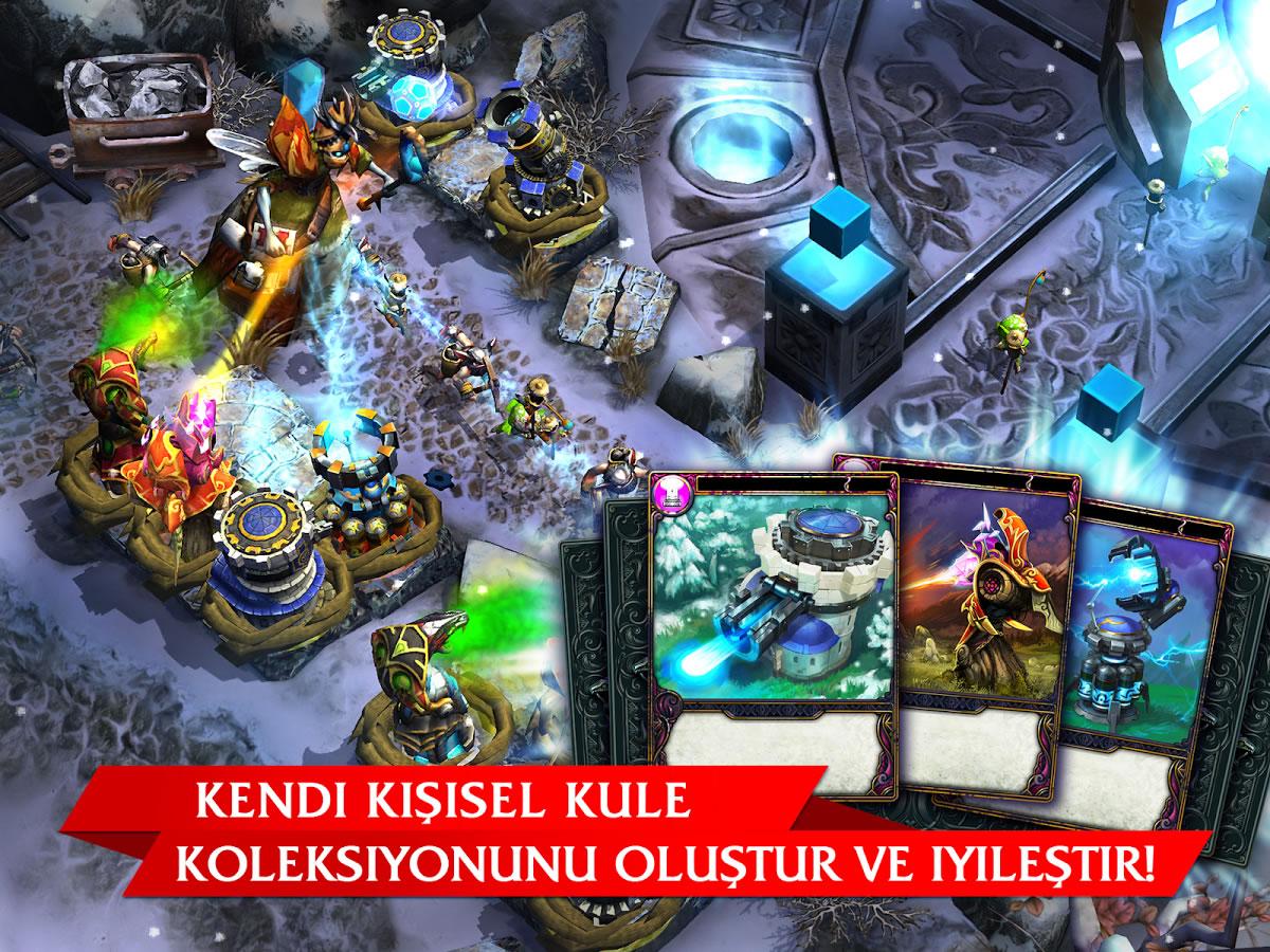 Defenders Android Görüntü 2
