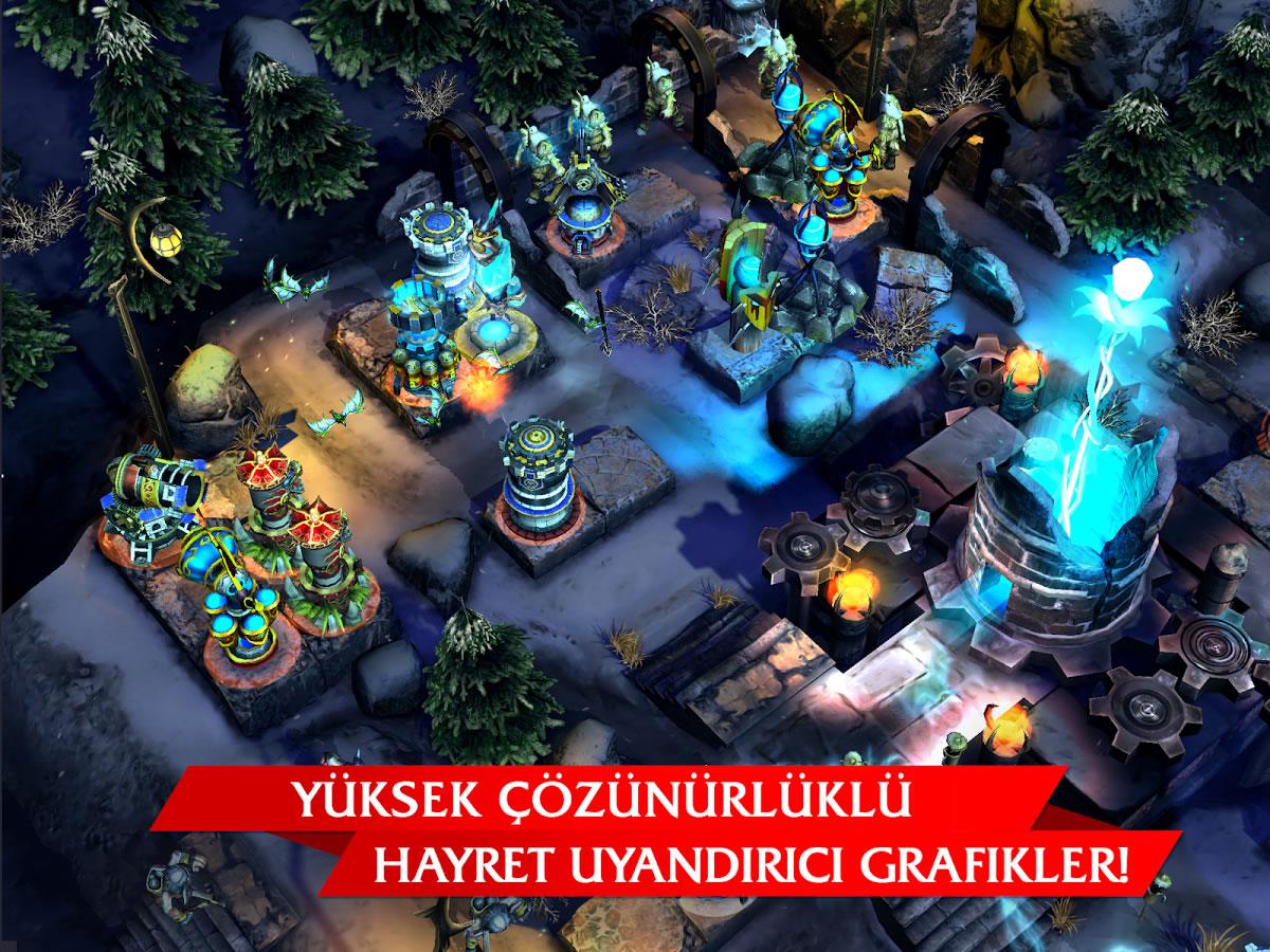Defenders Android Görüntü 3