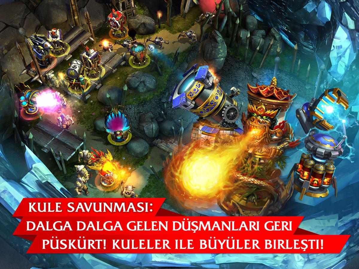 Defenders Android Görüntü 4