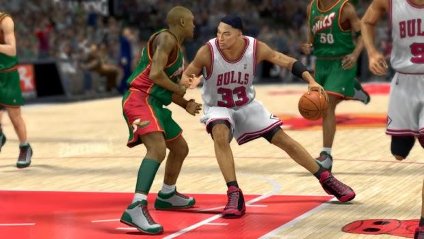 NBA 2k13 Görüntü 1