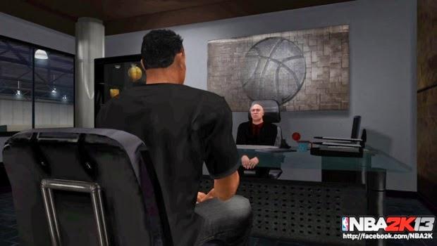 NBA 2k13 Görüntü 3