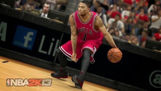 NBA 2k13 Görüntü 4