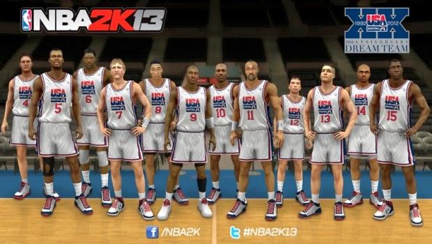 NBA 2k13 Görüntü 5