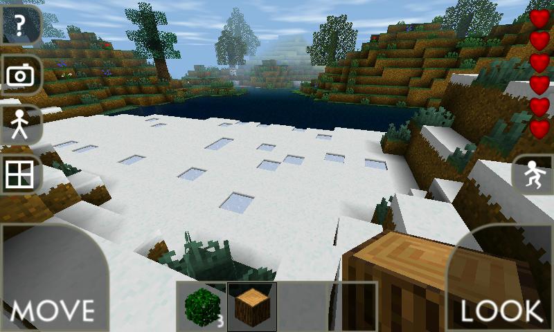 Survivalcraft Android Görüntü 1
