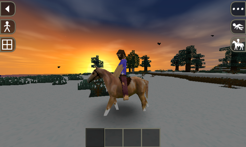Survivalcraft Android Görüntü 2