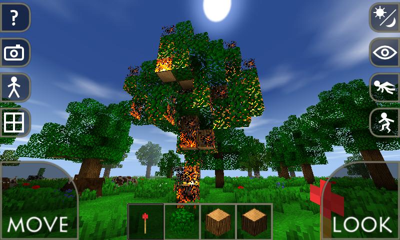 Survivalcraft Android Görüntü 3