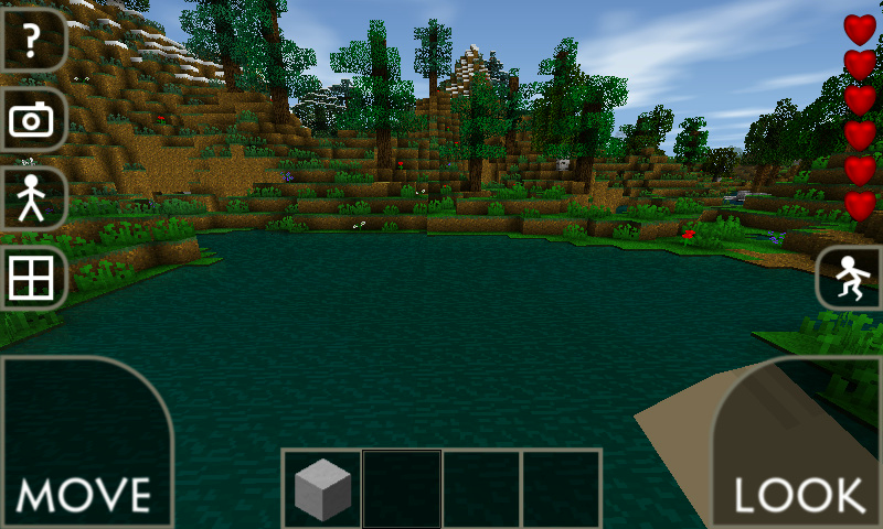 Survivalcraft Android Görüntü 5