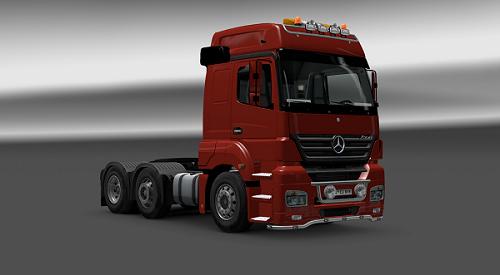 Euro Truck Simulator 2 Yama Paket