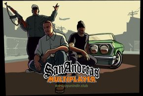 Gta San Andreas SA-MP Multiplayer Modu İndir